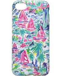 Lilly Pulitzer - Iphone 7 Classic Cover (multi Salt In The Air Tech) Cell Phone Case - Lyst