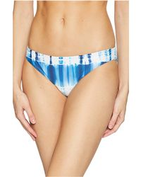 Lucky Brand - Costa Azuk Hipster Bottom (indigo) Women's Swimwear - Lyst