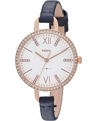 Fossil - Annette - Es4403 - Lyst