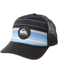 Quiksilver - Highline Swell Hat (black) Caps - Lyst