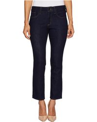 NYDJ - Petite Alina Ankle Jeans In Rinse (rinse) Women's Jeans - Lyst