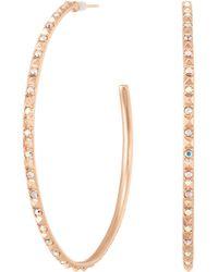 Kendra Scott - Val Earrings (gold/iridescent Crystal) Earring - Lyst