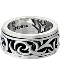 Stephen Webster - Thorn Rotating Band Ring - Lyst
