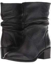 Patricia Nash - Monte (nutella Nappa Leather) Women's Boots - Lyst