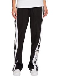 adidas Originals - Og Adibreak Track Pants (black/carbon) Women's Workout - Lyst