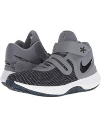 d447d8cd5c72 Nike - Air Precision Ii Flyease (black white volt) Men s Basketball Shoes