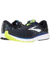 42724ba2496 Lyst - Brooks Glycerin 17 (grey navy white) Men s Running Shoes in ...