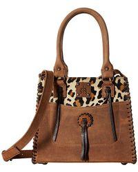 STS Ranchwear - Chaps Purse (leopard/tornado Brown) Wallet Handbags - Lyst