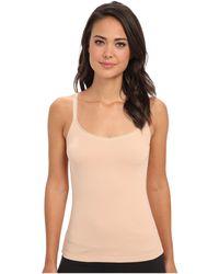 On Gossamer - Cabana Cotton Reversible Camisole (white) Women's Pajama - Lyst