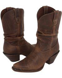 Durango - Crush Slouch Boot - Lyst