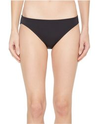 MICHAEL Michael Kors - Classic Bikini Bottoms (black) Women's Swimwear - Lyst