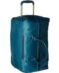 Lipault - Lady Plume Wheeled Weekend Bag (black) Weekender overnight Luggage  - Lyst 94f55d25b1
