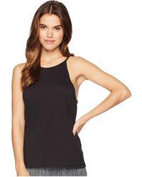Hurley - Ringer Tank Top (black) Women's Sleeveless - Lyst