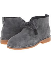 5054e1da149 Hush Puppies - Cyra Catelyn (storm Print Suede) Women s Lace-up Boots -