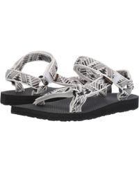 8ad000ae9 Teva - W Original Universal Sandal - Lyst