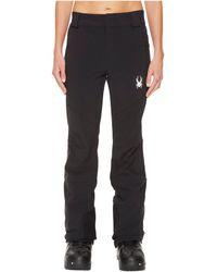 Spyder - Orb Pants (black) Women's Casual Pants - Lyst