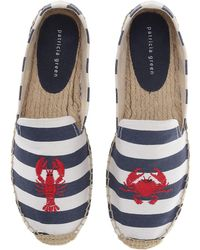 fa31089f8c08 Patricia Green - Lobster Crab (navy) Women s Shoes - Lyst