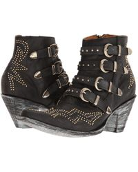 Old Gringo - Roxy (black) Cowboy Boots - Lyst