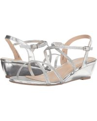 Paradox London Pink - Kadie (silver) Women's Shoes - Lyst