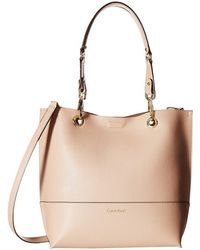 CALVIN KLEIN 205W39NYC - Unlined Tote - Lyst