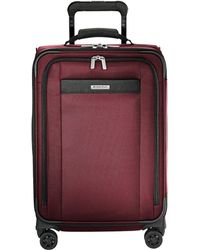 Briggs & Riley - Transcend Vx Tall Carry-on Expandable Spinner - Lyst