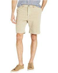 Quiksilver - Secret Cord (twill) Men's Shorts - Lyst