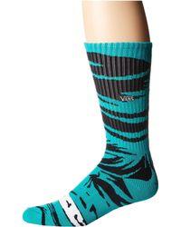 Vans - X Marvel Socks (darkest Spruce) Men's Crew Cut Socks Shoes - Lyst