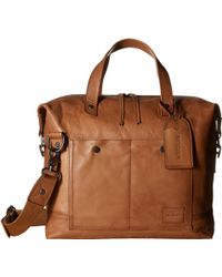 Nixon - Calle Messenger Bag - Lyst