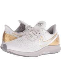 Nike - Air Zoom Pegasus 35 Premium (vast Grey metallic Platinum atmosphere  Grey bd17a90a7