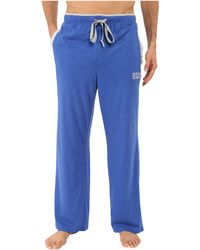 Kenneth Cole Reaction - Super Soft Brushed Jersey Sleep Pants - Lyst