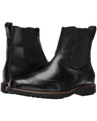 Massimo Matteo - Chelsea Wing Boot - Lyst