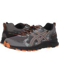 Asics - Gel-scram 4 (black/black) Men's Running Shoes - Lyst