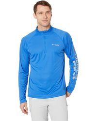 122f4445cc9 Columbia Pfg Terminal Deflector Zerotm Hoodie (cool Grey) Men's Sweatshirt  in Gray for Men - Lyst