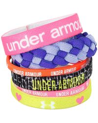 Under Armour - Ua Wristbands (youth) - Lyst