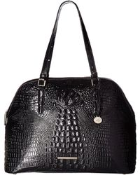 Brahmin - Melbourne Tori Traveler (black) Handbags - Lyst