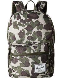 Herschel Supply Co. - Pop Quiz (windsor Wine) Backpack Bags - Lyst ce1799cc5c82e