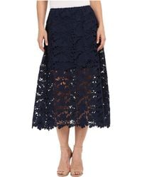 Keepsake - Say My Name Lace Skirt - Lyst