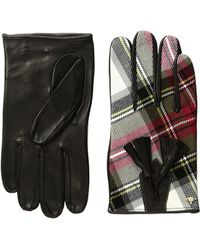 Vivienne Westwood Derbi Gloves - Black