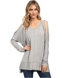 Culture Phit - Andreea Top With Side Slits - Lyst