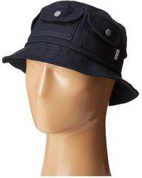 Poler - Pocket Bucket Hat - Lyst