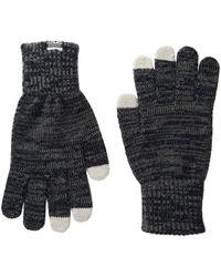 Converse   Knit Touchteck Gloves   Lyst