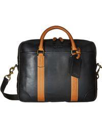 Polo Ralph Lauren - Core Leather Commuter Bag - Lyst