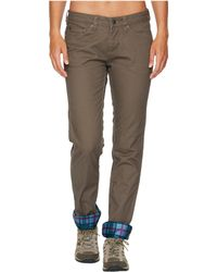 Mountain Khakis - Camber 106 Lined Pants Classic Fit (terra) Women's Casual Pants - Lyst
