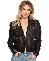 Joe's Jeans - Patti Leather Jacket - Lyst