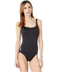 Polo Ralph Lauren - Modern Solid Martinique One-piece (sun) Women's Swimsuits One Piece - Lyst