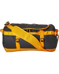 e7a297d1df1 The North Face - Base Camp Duffel - Small (pink Salt Workbook  Print weathered