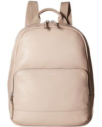 Knomo - Mayfair Lux Mini Mount Backpack (concrete) Backpack Bags - Lyst
