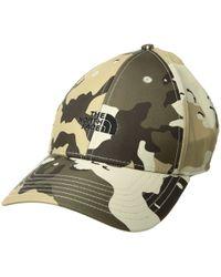 9407cb686e5f1 The North Face Jimmy Chin X Tnf Ball Cap in Black for Men - Lyst