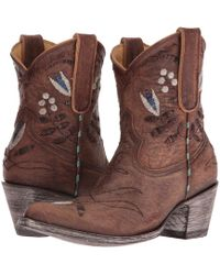 83fbc77a854e Old Gringo - Amitola (oryx) Cowboy Boots - Lyst
