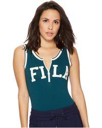 Fila - Cheska Bodysuit - Lyst